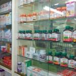 Recogida de medicamentos